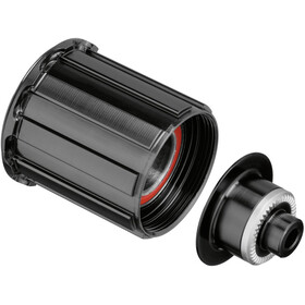 DT Swiss MTB Kit de Rotor 135/5mm Shimano 3-Trinquetes, black